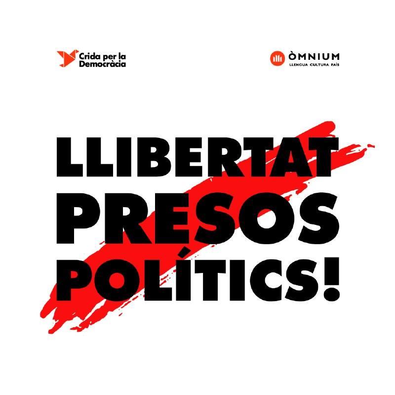 Llu sos d 39 horta llibertat presos pol tics - Apartamentos dv barcelona ...