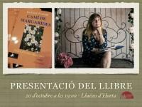 Presentació del llibre Camí de Margarides