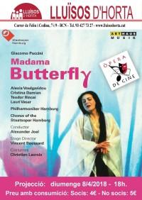 Òpera de Cine - Madama Butterfly