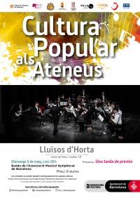 Cultura Popular als Ateneus - Banda de l'Associació Musical Symphocat de Barcelona