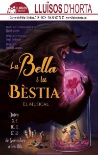 La Bella i la Bèstia, el musical