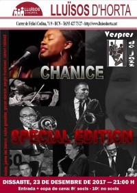 Vespres de Jazz - Chanice & Special Edition