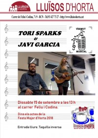 Festa Major d'Horta 2018 - Vermut musical