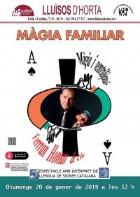 Màgia Familiar - Ferran Homar & Cia, Màgia i Ventrilòquia