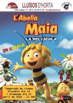 Cinema Familiar - L'abella Maia, la pel·lícula