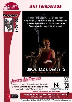 Vespres de Jazz - Uroz Jazz Dealers