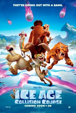 Cinema Familiar - Ice Age 5 El gran Cataclismo