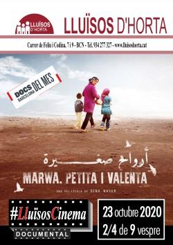 Marwa, petita i valenta