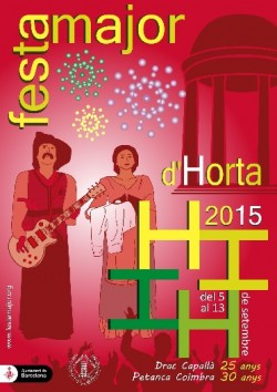 Festa Major d'Horta 2015 - Xocolatada Popular