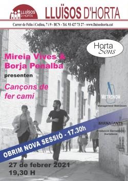 Mireia Vives & Borja Penalba