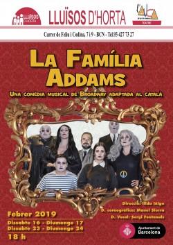La família Addams, el musical