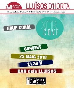 Concert Xor Cove