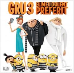 Cinema Familiar - Gru 3, el meu dolent preferit