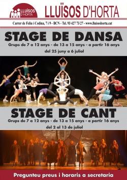 Stage de Dansa