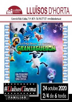 Cinema Familiar - L'ovella Shaun, la pel·lícula - Granjaguedon