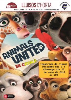 Cinema Familiar - Animals United