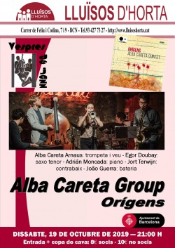 Vespres de Jazz - Alba Careta Group