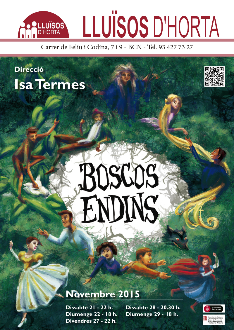 Boscos Endins