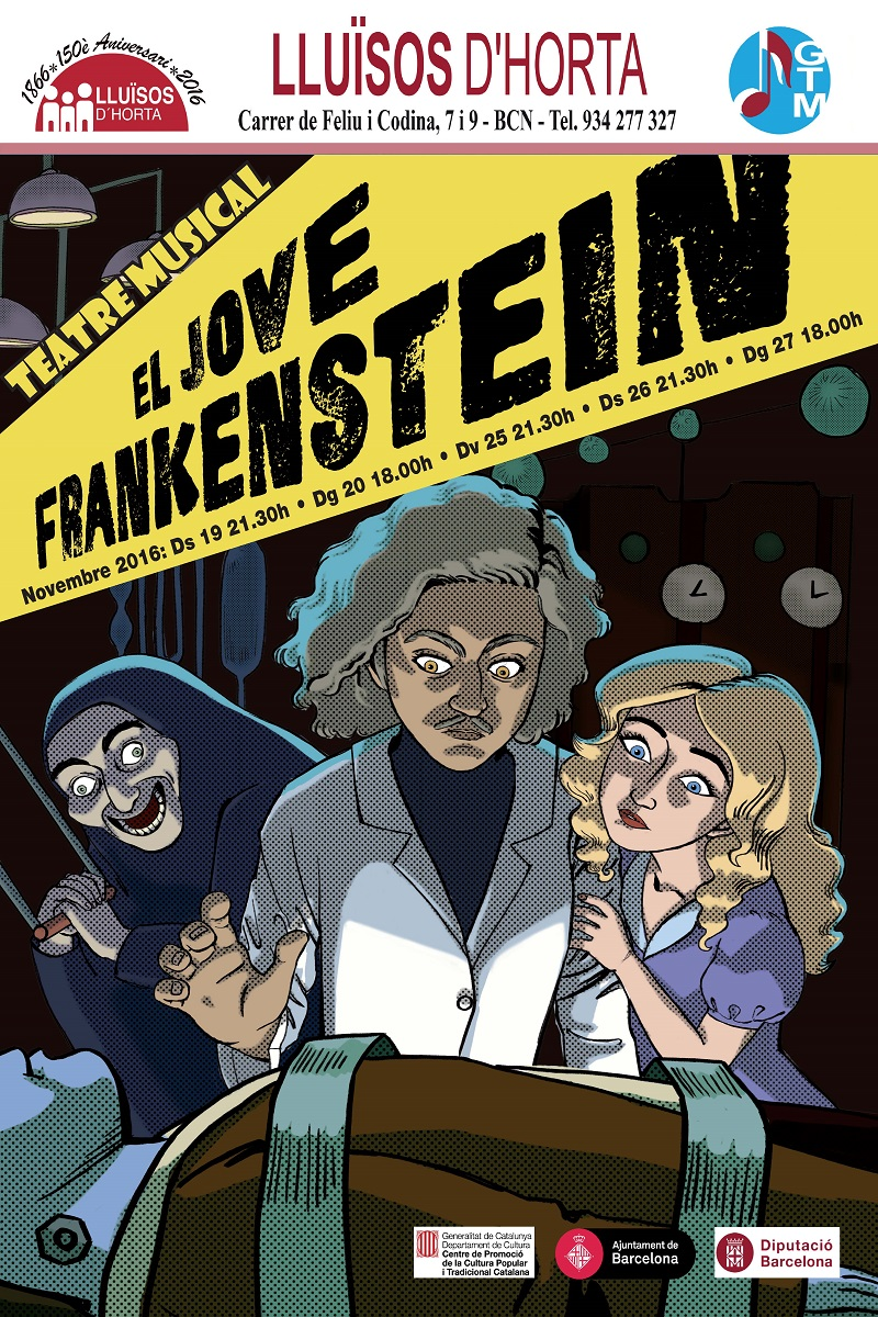 El Jove Frankenstein